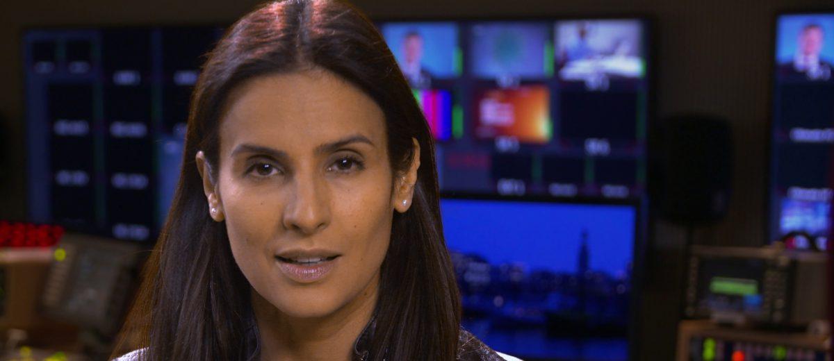 Maja Weber, Dozentin und ZDF-Journalistin.